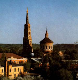 Город Рыльск