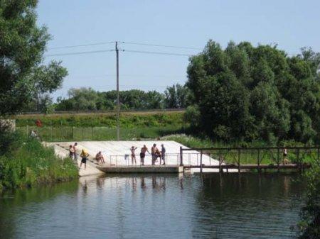 У реки Цон