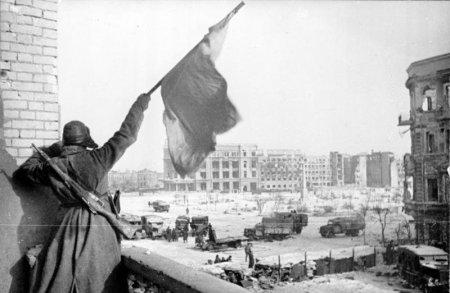 Немецко-фашистские оккупанты Kурска