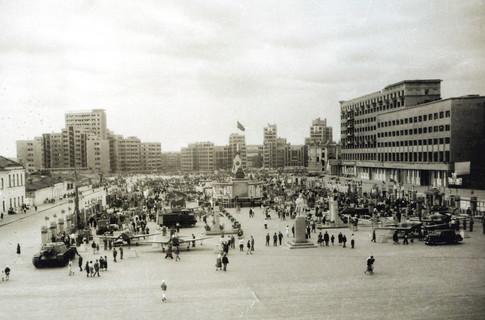 В послевоенные как и в довоенные годы