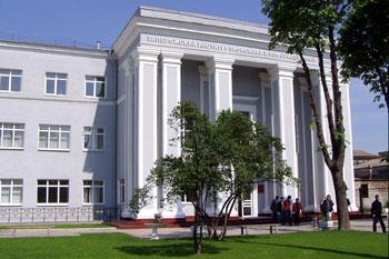Запорожье — крупный культурный центр Украины