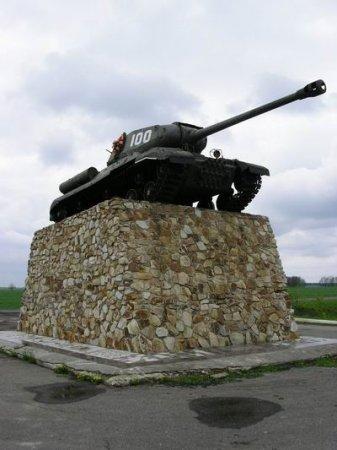 Памяти героев Курской битвы