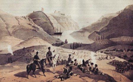 1854 год Крым