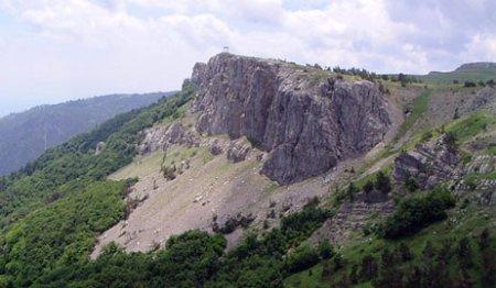 Рельеф Крыма