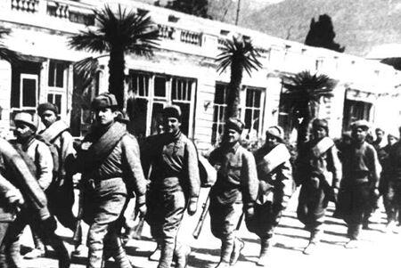 Ялта в военный период