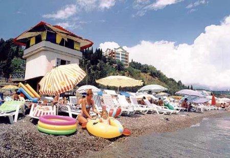 Курорт Алушта