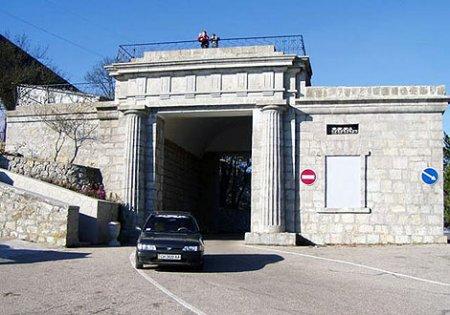 Байдарские ворота - дорога к Севастополю