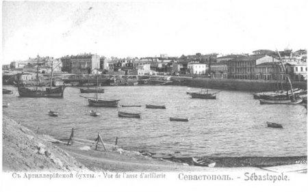 Фото старого Севастополя