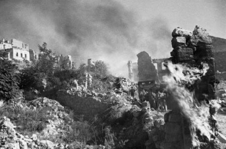 Севастополь военные годы 1941-1945