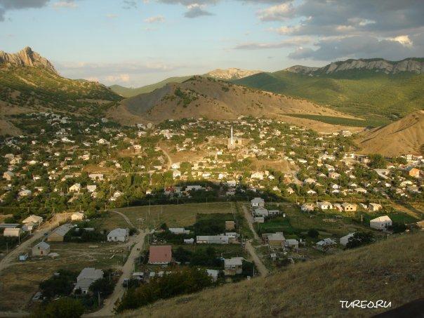 Курортный город судак ежегодно