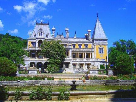 Массандровский дворец (фото)