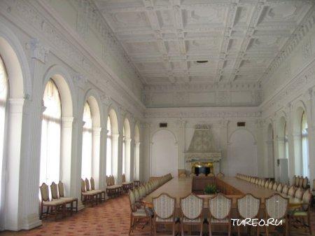 Ливадийский дворец (фото)