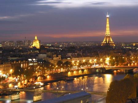 Советы туристам в Париже