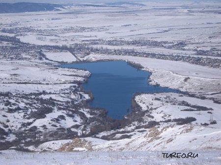 Зимний Крым (фото)