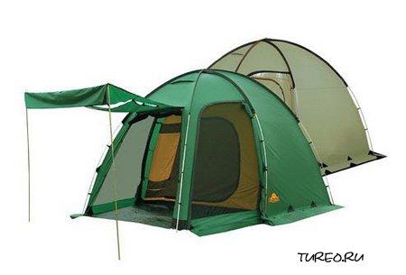 Выбираем палатку для похода