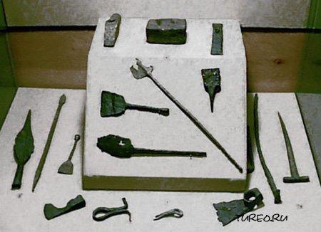 Древнейшие предметы Крыма