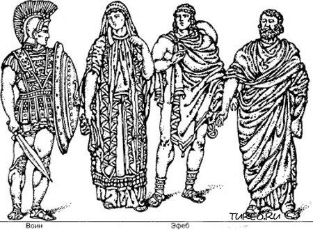 Древние греки в Крыму