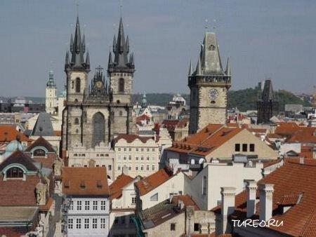 Советы туристам в Чехии