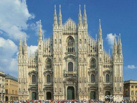 Достопримечательности Милана (Италия)