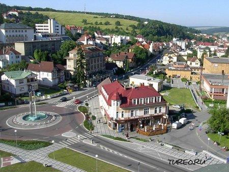 Курорт Лугачевице (Чехия)
