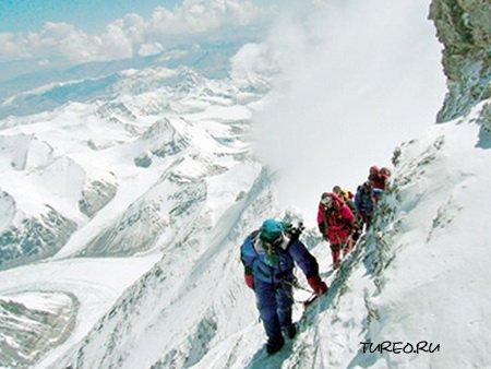 Экстремальный горный туризм