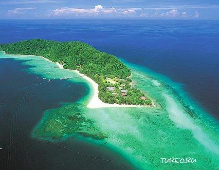 Самых красивых островов в мире