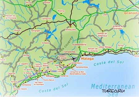 Коста дель Соль (Испания)