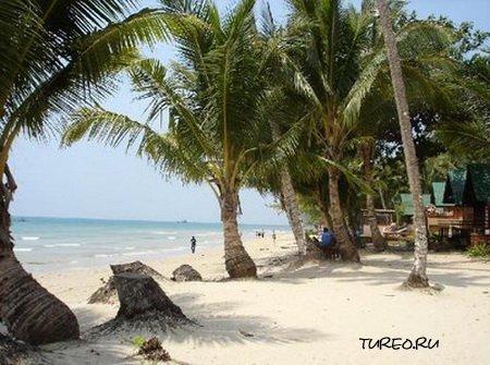 Пляжи острова Чанг (Таиланд)