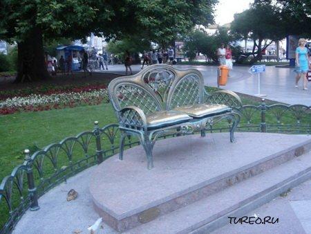 Романтические места Крыма