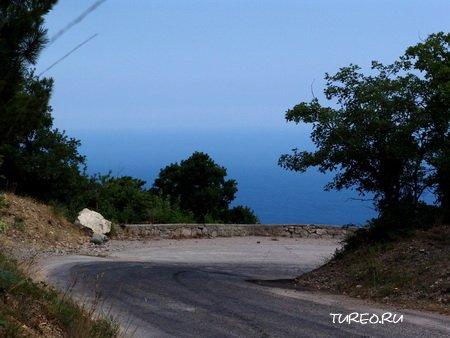 Горные дороги Крыма