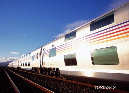 Преимущества путешествия на поезде