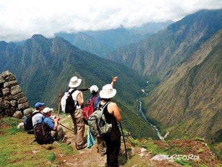 Организация туристического похода