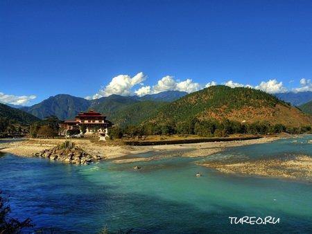 Королевство Бутан (фото)