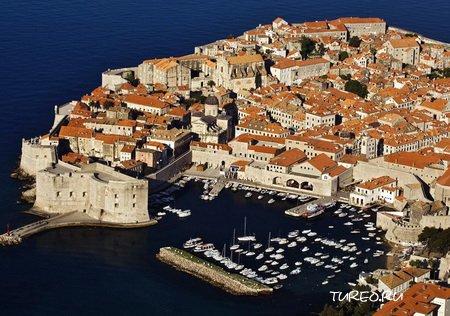 На яхте по Хорватии