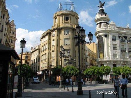 Испанская Андалусия
