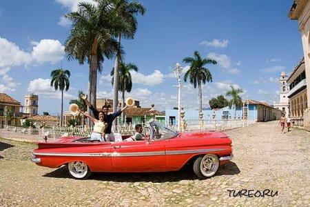 Активный отдых на Кубе