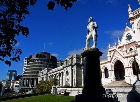 Новая Зеландия (фото)