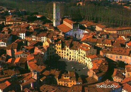 Город Лукка (Италия)