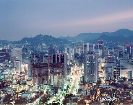 Южная Корея (фото)