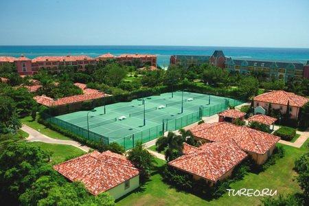 Курорты для любителей тенниса