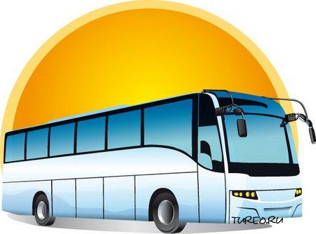 Перевозки туристов автобусами