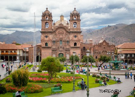 Путешествие по Перу