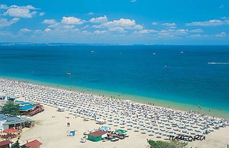 Курорт Сарафово (Болгария)