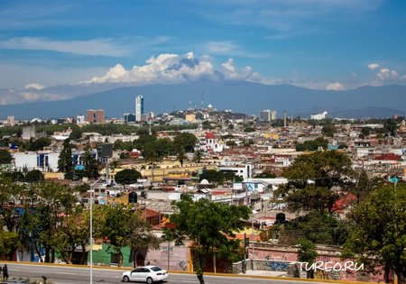 Город Пуэбла (Мексика)