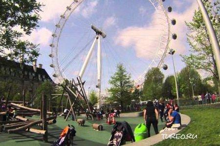 Отдых в Лондоне с детьми