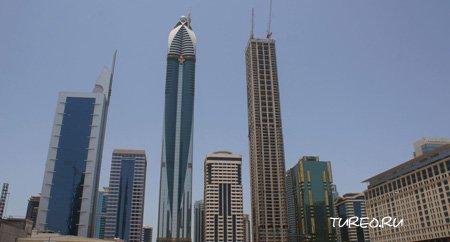 Самые высокие отели мира