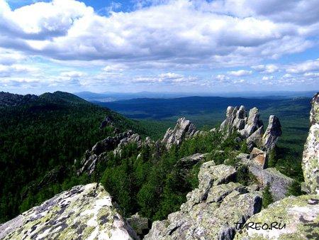 Туры по Уралу