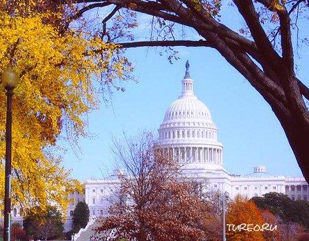 Осенний тур в США