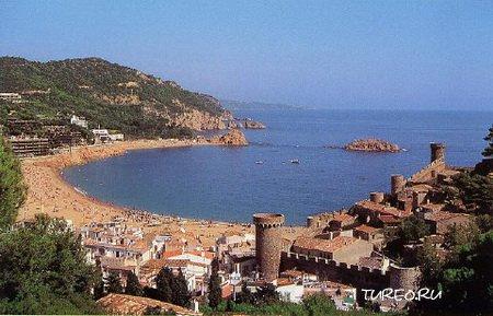 Тосса-де-Мар (Испания)