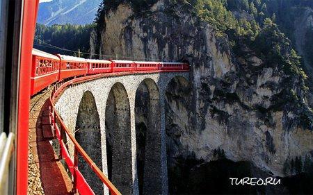 Поездом по Европе